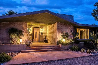 Oro Valley Single Family Home For Sale: 730 W Golf View Drive