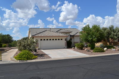 Quail Creek (1-306) Single Family Home For Sale: 1011 N Desert Deer Pass