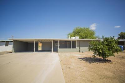 Tucson Single Family Home For Sale: 4125 E 26th Street