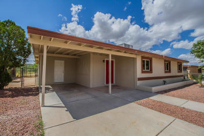 Pima County Single Family Home Active Contingent: 401 W Inez Drive