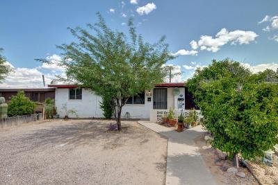 Pima County Single Family Home Active Contingent: 1231 E Kentucky Street