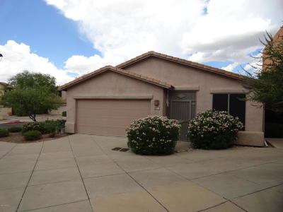 Single Family Home For Sale: 3388 N Camino La Jicarrilla