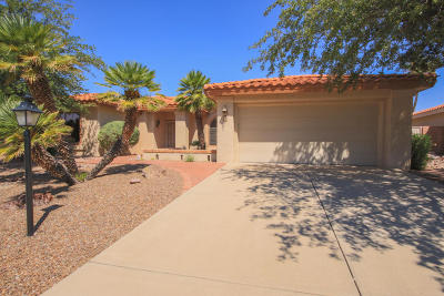 Oro Valley Single Family Home Active Contingent: 945 E Rising Sun Drive