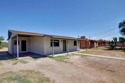 Pima County Single Family Home Active Contingent: 201 E Delta Road