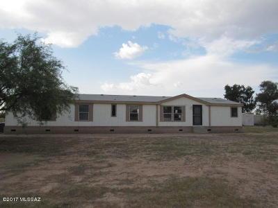 Marana AZ Single Family Home For Sale: $68,000