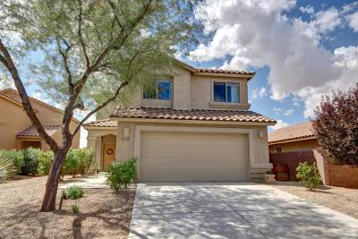 Sahuarita Single Family Home For Sale: 953 E Sheriffs Draw Lane