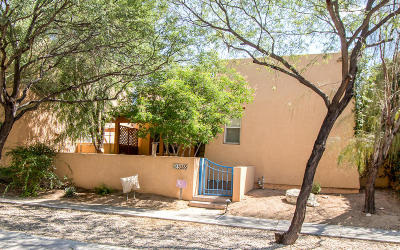Tucson Single Family Home For Sale: 5265 S Morning Sky Lane