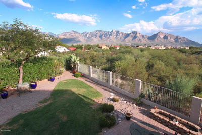 Oro Valley Single Family Home Active Contingent: 12744 N Lantern Way