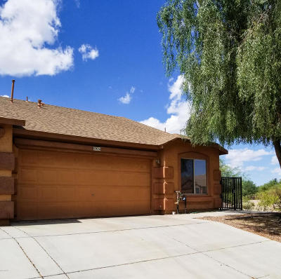 Pima County Single Family Home Active Contingent: 5924 S Avenida Las Monjas