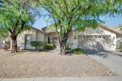 Oro Valley Single Family Home For Sale: 12837 N Pioneer Way