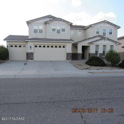 Pima County Single Family Home For Sale: 6806 S Thimbleberry Road
