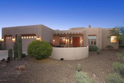 Tucson Single Family Home For Sale: 12580 N Camino De Oeste