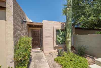 Pima County, Pinal County Single Family Home Active Contingent: 1950 N Camino Sabadell