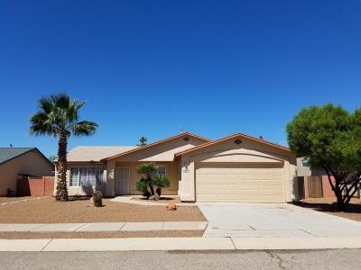Single Family Home For Sale: 7870 S Solomon Avenue