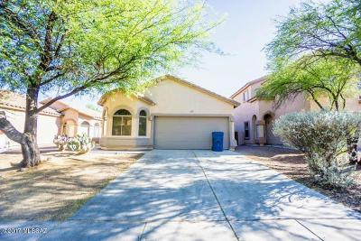 Sahuarita AZ Single Family Home For Sale: $155,000