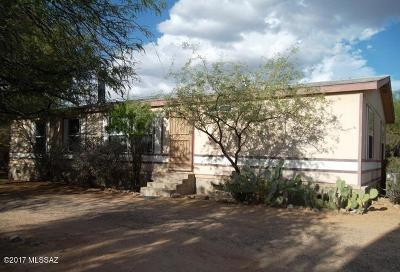Tucson Single Family Home Active Contingent: 11475 W Ina Road