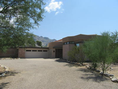 Oro Valley Single Family Home For Sale: 175 W Oro Valley Drive