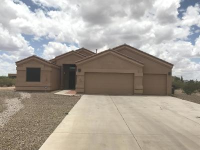 Marana Single Family Home For Sale: 10089 N Tall Cotton Drive