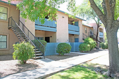 Single Family Home For Sale: 8080 E Speedway Boulevard #105