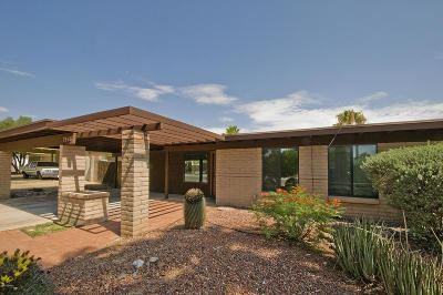 Pima County, Pinal County Single Family Home For Sale: 7541 E Lester Circle