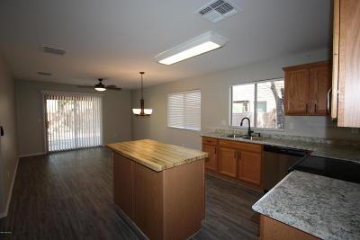 Marana Single Family Home Active Contingent: 11886 W Thomas Arron Drive