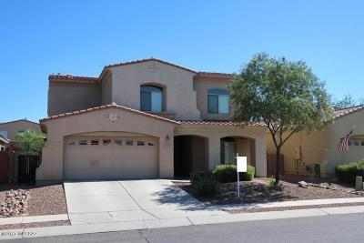 Oro Valley Single Family Home For Sale: 13022 N Bellbird Drive