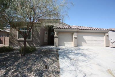 Single Family Home For Sale: 7604 S Evening Wind Drive