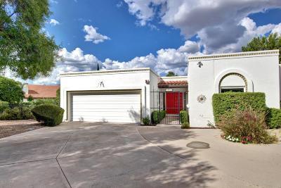 Pima County, Pinal County Single Family Home For Sale: 1198 N Dorado Vista Drive