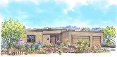 Corona de Tucson Single Family Home Active Contingent: 9451 E Purple Orchid Place