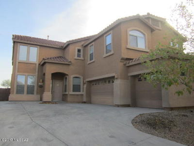 Corona de Tucson Single Family Home For Sale: 17083 S Golden Sunrise Place