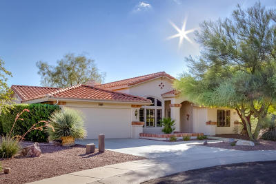Oro Valley Single Family Home Active Contingent: 962 E Royal Ridge Drive