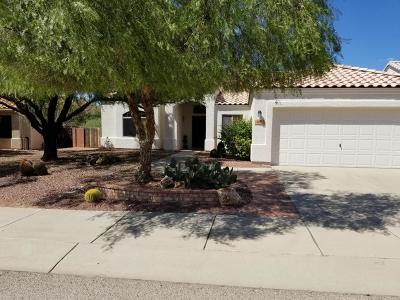 Single Family Home For Sale: 9557 N Crestone Drive