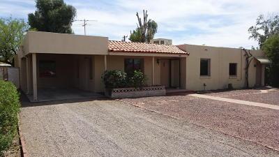 Single Family Home For Sale: 2114 E Grant Road