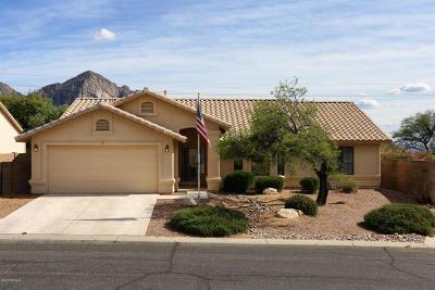 Oro Valley Single Family Home For Sale: 1440 E Grimaldi Place