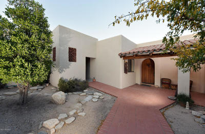 Tucson Single Family Home For Sale: 5780 N Moccasin Trail