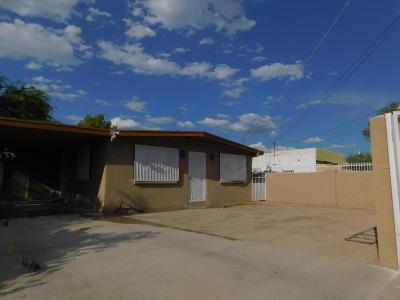 Single Family Home For Sale: 115 E Jacinto Street