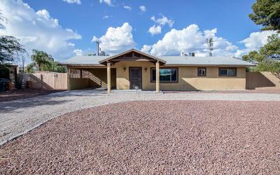 Tucson Single Family Home For Sale: 3937 E Camino De Palmas