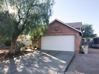 Single Family Home For Sale: 7470 S Via Del Promontorio