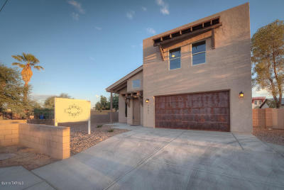 Pima County Single Family Home For Sale: 4062 E Glenn Street