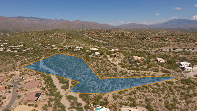 Residential Lots & Land For Sale: 4211 N Sierra Chapita #12