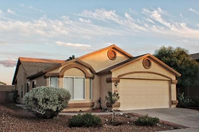 Single Family Home For Sale: 7839 S Wild Primrose Avenue