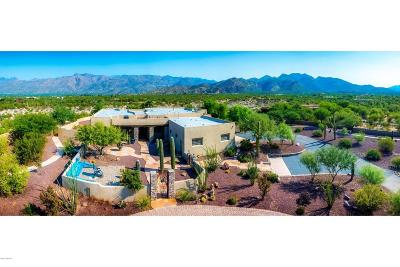 Tucson Single Family Home For Sale: 12475 E Fort Lowell Road