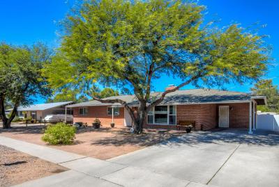 Tucson, Oro Valley, Marana, Sahuarita, Vail Single Family Home For Sale: 5627 E Spring Street