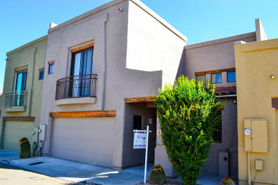 Tucson, Oro Valley, Marana, Sahuarita, Vail Single Family Home For Sale: 13 S Crown Plaza