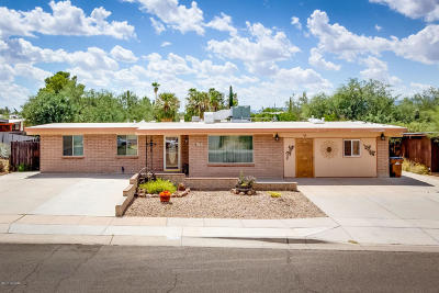 Tucson, Oro Valley, Marana, Sahuarita, Vail Single Family Home For Sale: 3753 W Wesleyan Drive