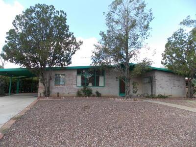 Tucson, Oro Valley, Marana, Sahuarita, Vail Single Family Home For Sale: 1309 S Avenida Sirio
