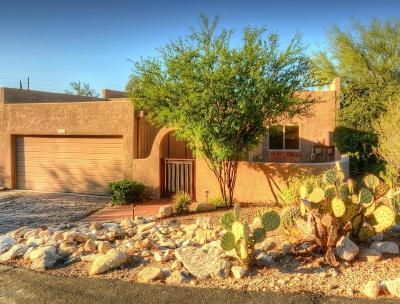 Tucson Single Family Home For Sale: 6440 N Foothills Drive