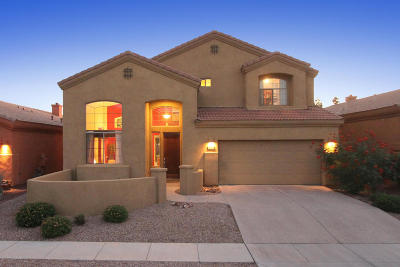Oro Valley Single Family Home For Sale: 10691 N Hewitt Place