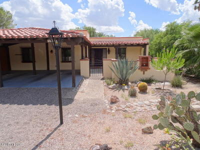 Tucson Townhouse For Sale: 2586 E Avenida De Maria