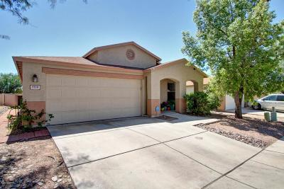 Tucson Single Family Home For Sale: 9910 E Deer Trail
